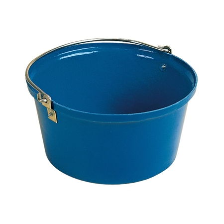 Stubbs England Stubbs Shallow Feed Bucket  - Click to view a larger image