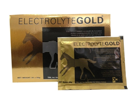 TRM Electrolyte Gold Sachet  - Click to view a larger image