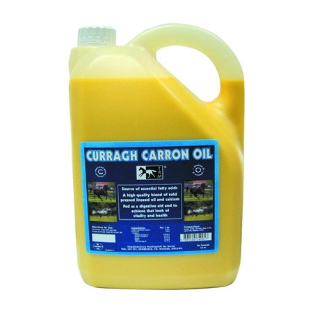 TRM Curragh Carron Oil  - Click to view a larger image