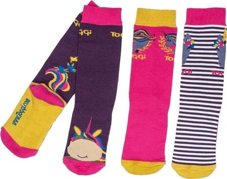 Toggi Clothing Toggi Aletha Junior Socks  - Click to view a larger image