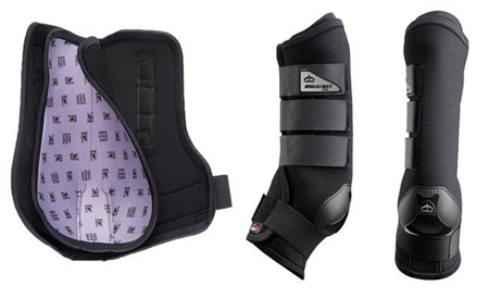 Veredus Stable Boot, Rear  - Click to view a larger image