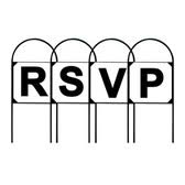 Stubbs England Stubbs Dressage Markers Set of 4 RSVP  - Click to view a larger image