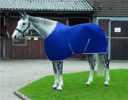Shires Wessex Fleece Cooler  - Click to view a larger image