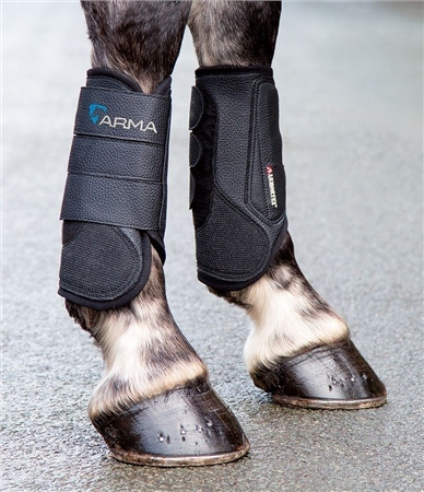 Shires Arma Cross Country Boots  - Click to view a larger image
