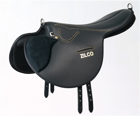 Zilco Racing Zilco Monte Trot Saddle, 2.6kg  - Click to view a larger image