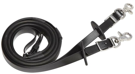 Zilco Racing Zilco Deluxe Endurance Reins With Stainless Steel  - Click to view a larger image