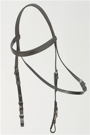 Zilco Racing Zilco Exercise Bridle 16mm Cheek  - Click to view a larger image