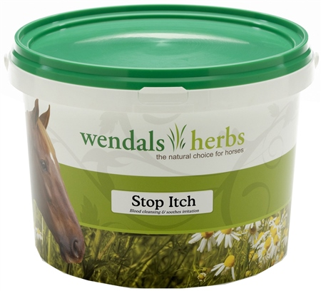 Wendals Herbs Stop Itch  - Click to view a larger image