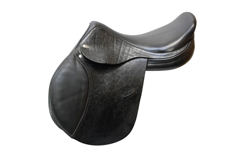 Second Hand Jaguar GP Saddle Black 18 inch Medium  - Click to view a larger image