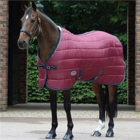 Weatherbeeta ComfiTec 210D Channel Quilt Standard Neck Stable Rug  - Click to view a larger image