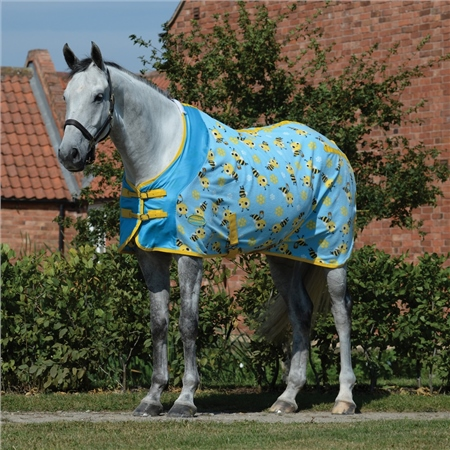 Weatherbeeta Fleece Standard Neck Cooler  - Click to view a larger image