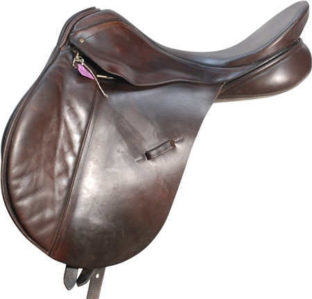 Second Hand Albion K2 GP Saddle Brown 18 inch Medium  - Click to view a larger image