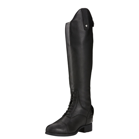 Ariat Ladies Bromont Pro Tall H20 Insulated Leather Riding Boots  - Click to view a larger image
