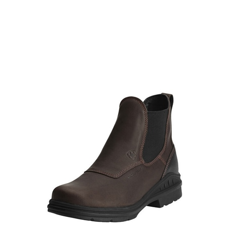 Ariat Mens Barnyard Twin Gore H20 Boots  - Click to view a larger image