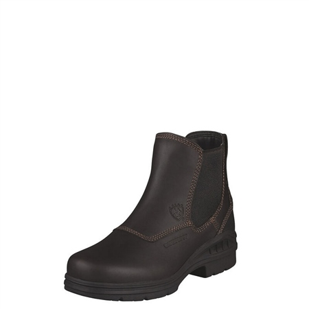 Ariat Womens Barnyard Twin Gore H2O Boots  - Click to view a larger image