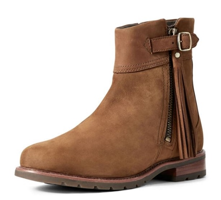 Ariat Womens Abbey Short Boots  - Click to view a larger image